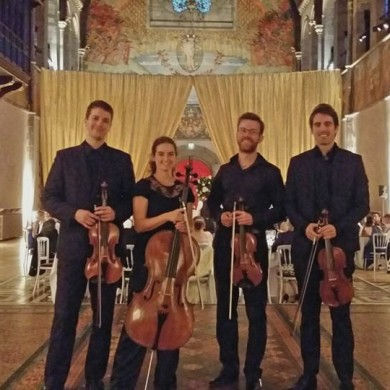 Wedding String Quartet Edinburgh