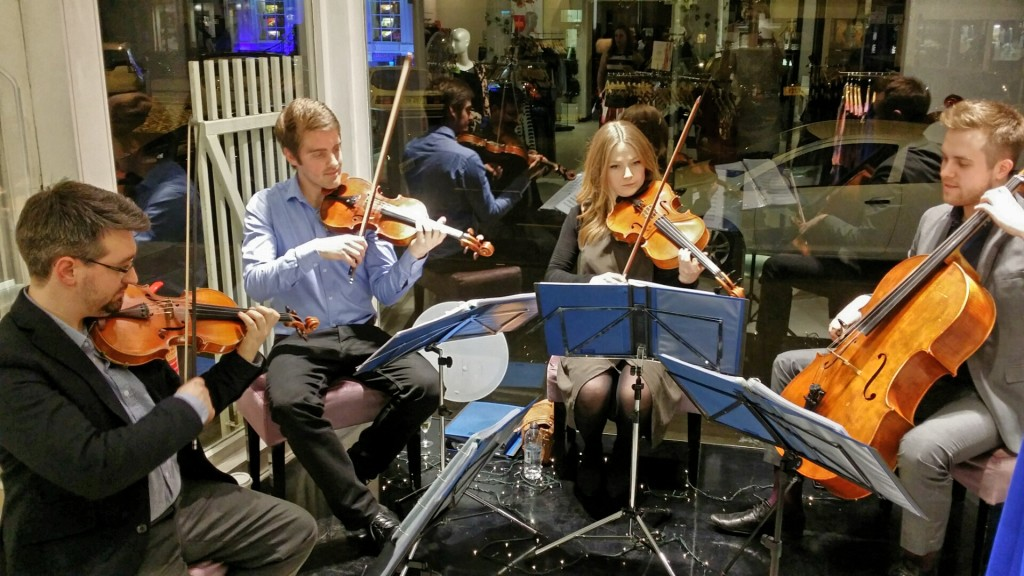 Professional String Players Glasgow